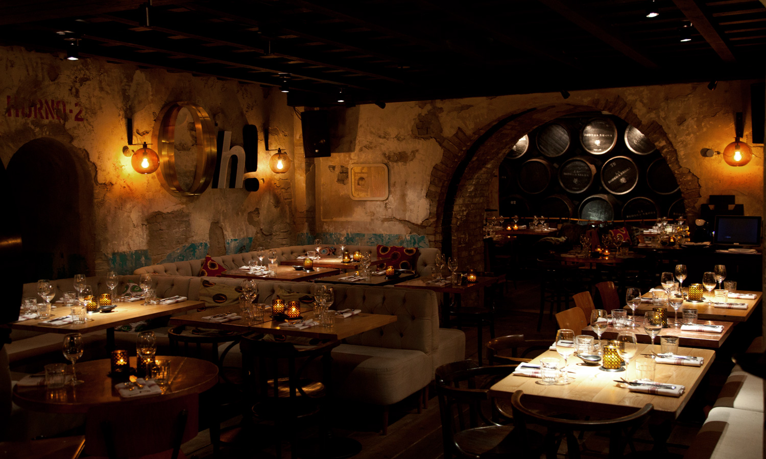 La Bodega Private Room